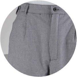 Работно облекло с плат Пепит от Астра Комерс, Workwear with Pepit fabric from Astra Commerce