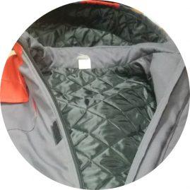 Подплата за Работно облекло от Астра Комерс, Lining for Workwear from Astra Commerce